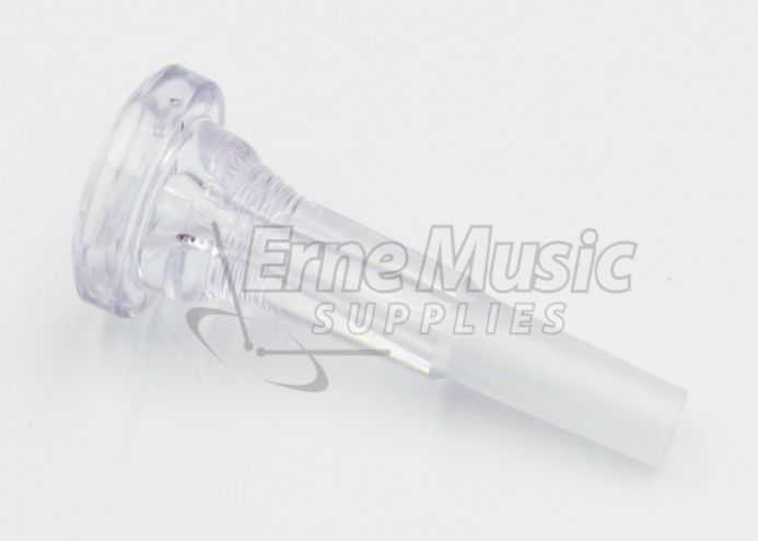 Kelly 7C Bugle Mouthpiece - Crystal Clear